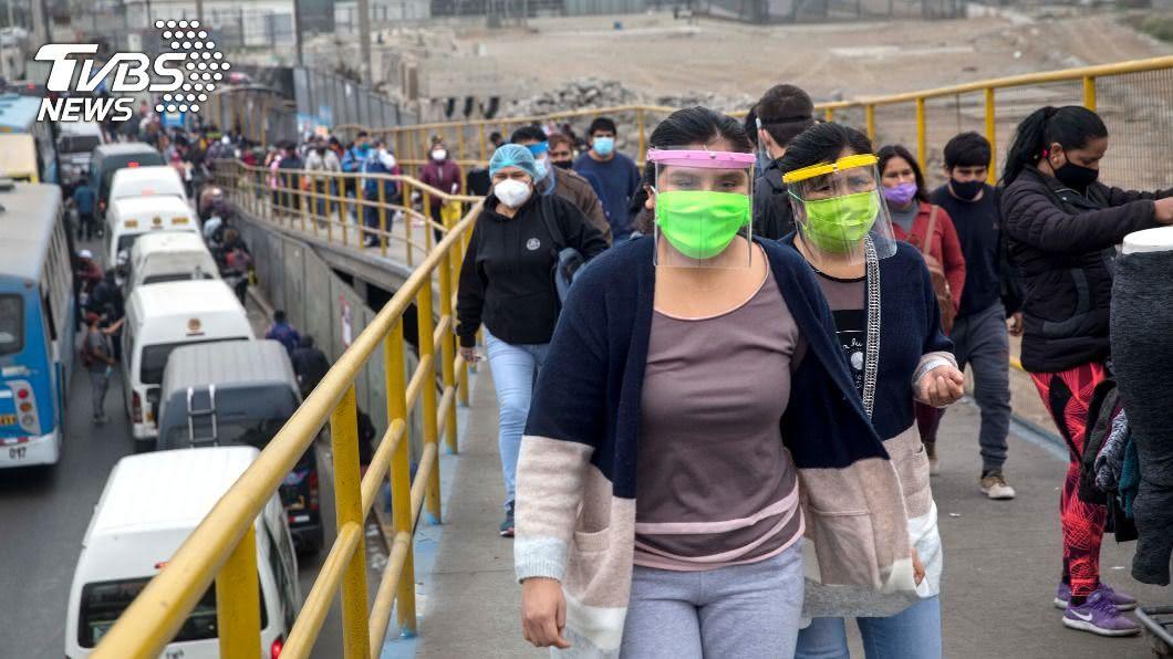 秘魯截至6月底已有超過900名少女及婦人被通報失蹤。(圖/達志影像美聯社) 秘魯疫情衍伸諸多危機 900多名女性失蹤恐遭不測