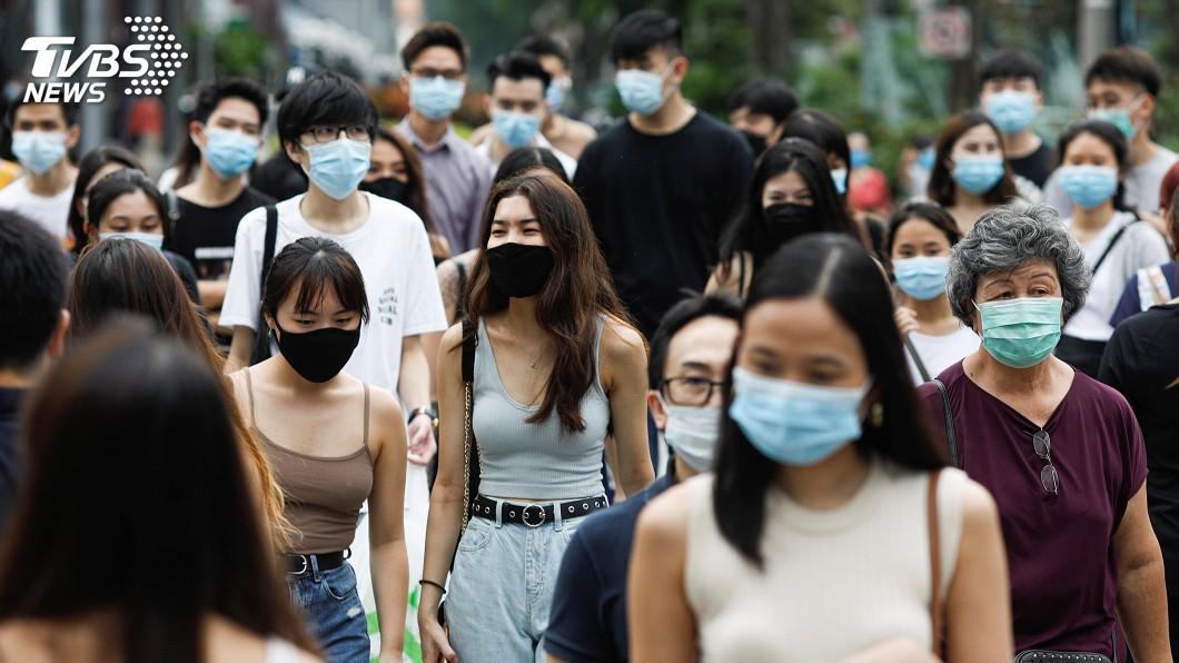 新加坡新增334人確診感染武漢肺炎。(圖/達志影像路透社) 新加坡添334人染武漢肺炎 累計確診達5萬1531例