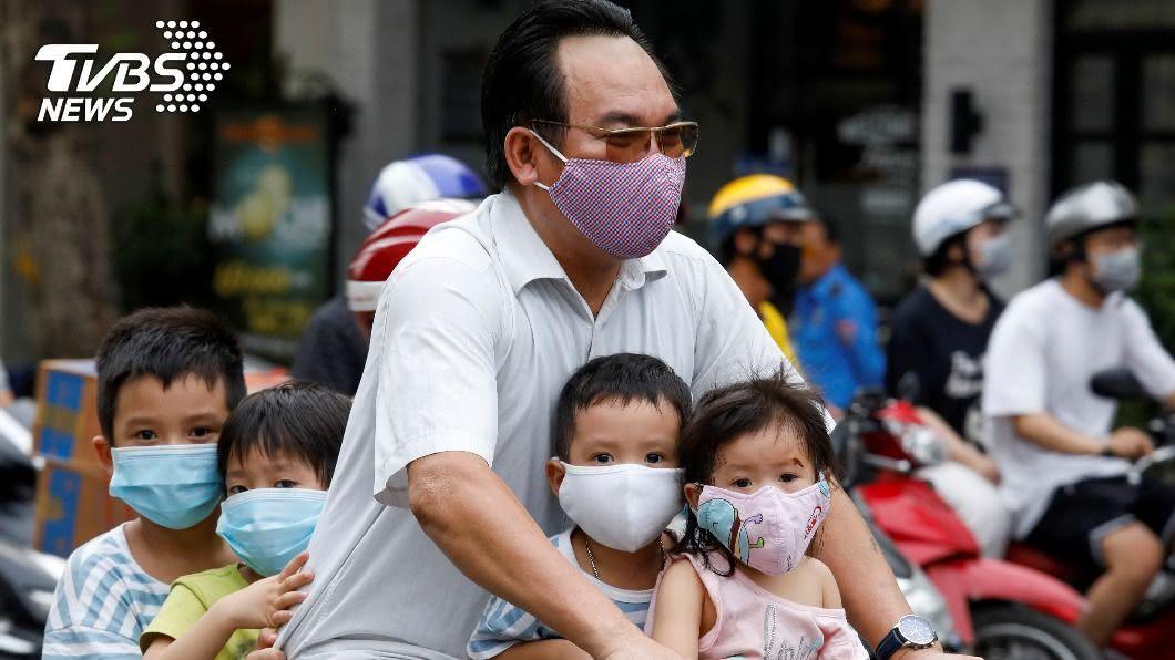 圖/路透社 越南峴港封鎖15天! 疫情疑擴河內、胡志明市