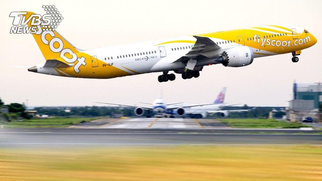酷航即將復飛台北-首爾航線。(示意圖/shutterstock達志影像) 終於可以出國了!酷航台北-首爾航線 8月16日起復飛