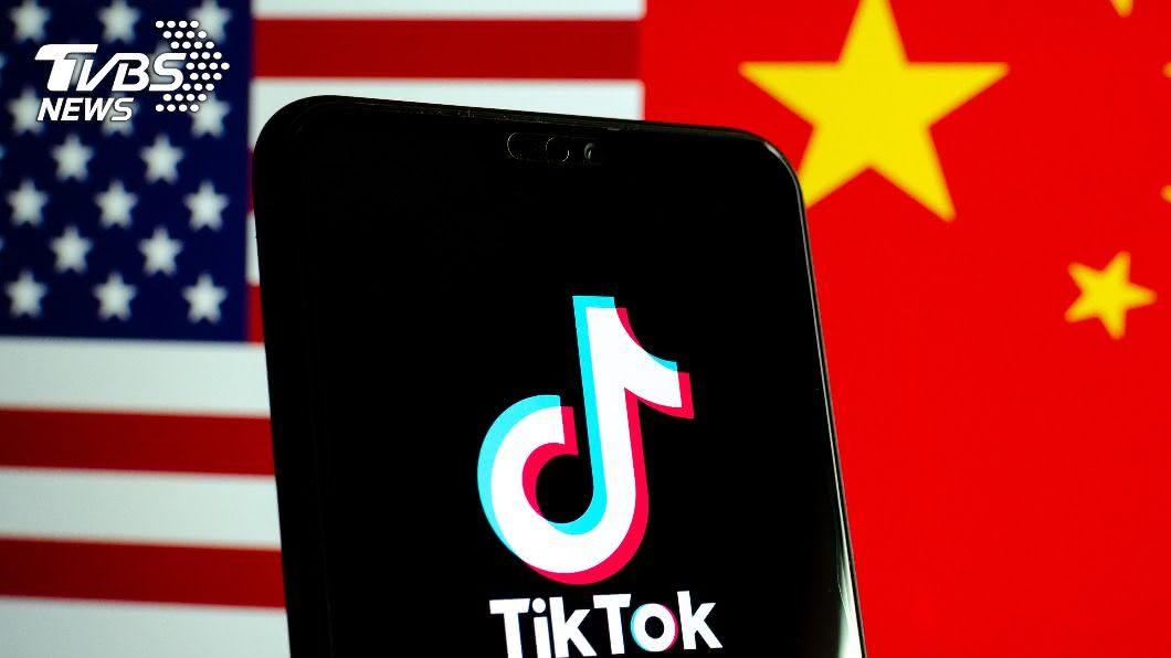 TikTok營收亮眼但市占率明顯下降。(示意圖/shutterstock 達志影像) 出售命令倒數 TikTok8月營收亮眼但市占率下降