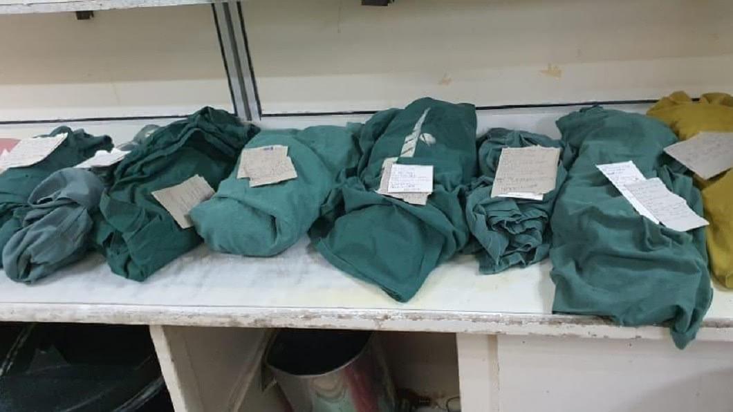 (圖/翻攝自推特@dmagombeyi) 醫護罷工「一夜7嬰身亡」…醫師心碎曝整排小屍體