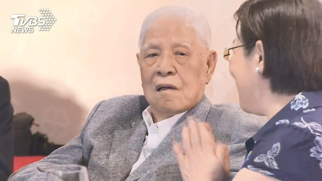 故總統李登輝。(圖/TVBS資料畫面) 「台灣要交給你們了」 李登輝10月7日長眠五指山