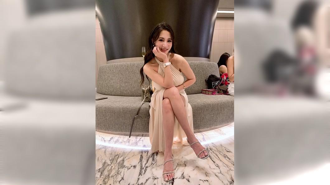 圖/翻攝自林采緹 Sunny Lin臉書 林采緹爆搭上「已婚港富豪」 消息傳正宮耳裡