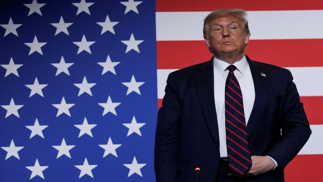 圖/達志影像路透 川普建議延後總統大選 兩黨同聲反對