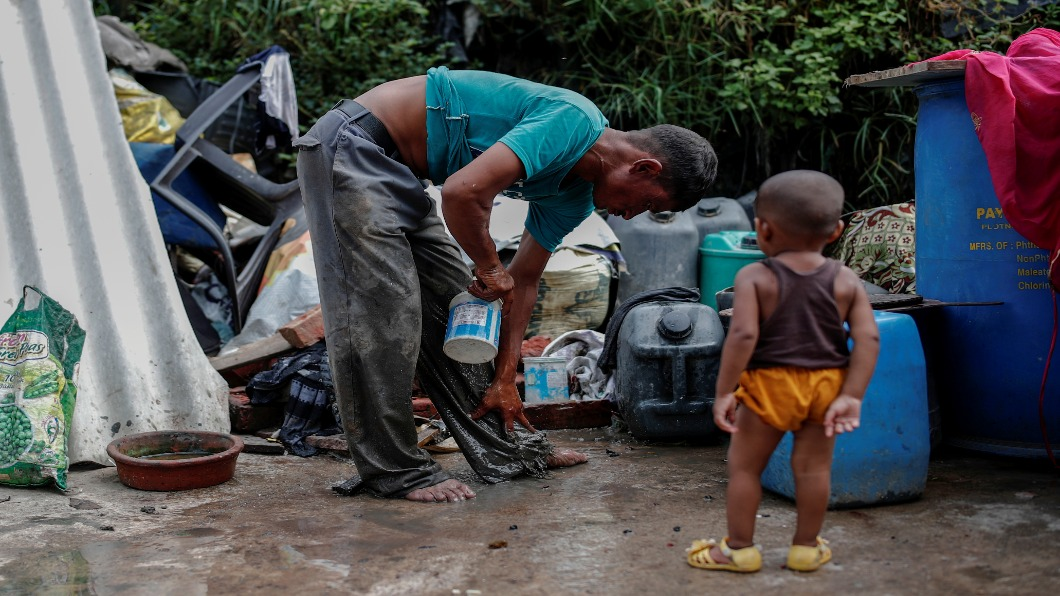 圖/達志影像路透 鉛毒擴大 全球三分之一兒童受害 經損1兆