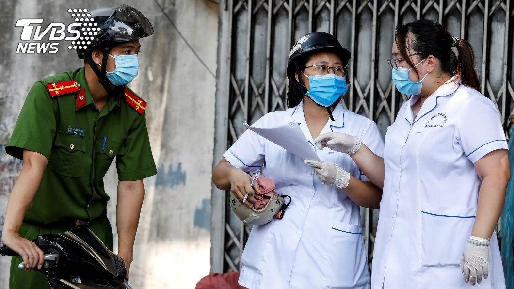 為防疫情擴散,越南執行鎖國防疫。(圖/達志影像路透社) 「防疫模範生」越南鎖國防疫 陸人搶飯碗偷渡入境