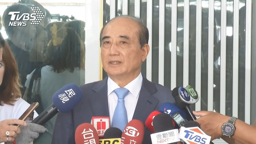 (圖/TVBS資料畫面) 接掌海基會董事長? 王金平回應:空穴來風