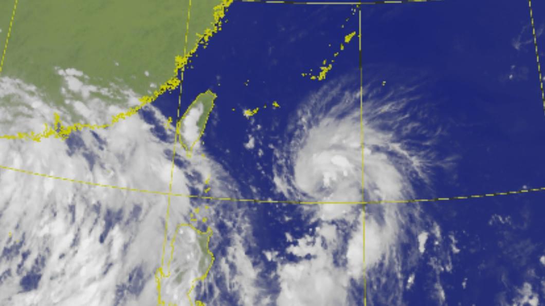 第3號颱風「辛樂克」生成!明起全台變天 最新路徑曝