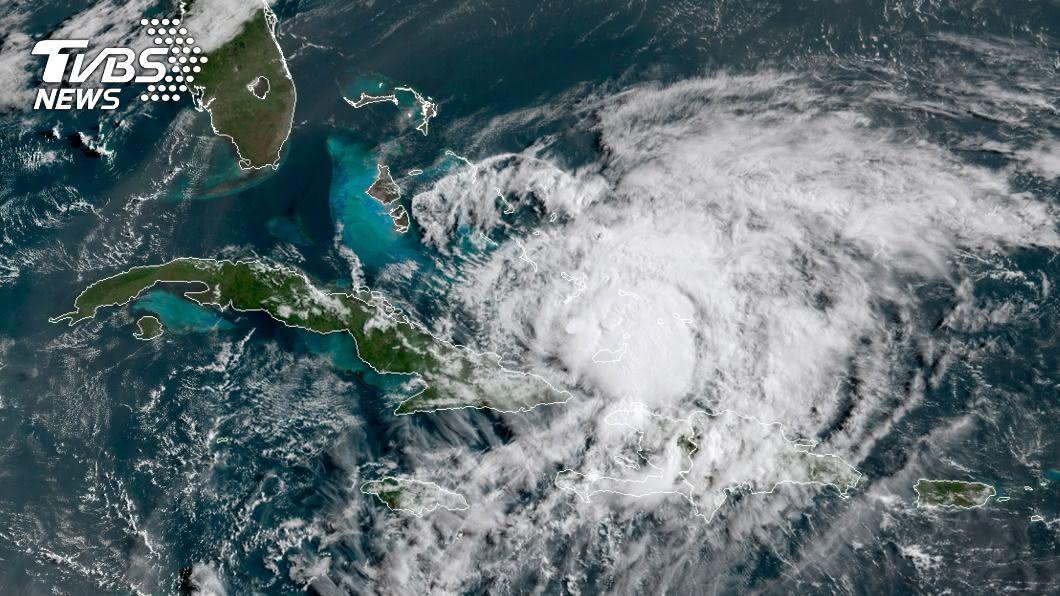 防疫還得防災! 颶風「伊塞亞斯」直撲佛州