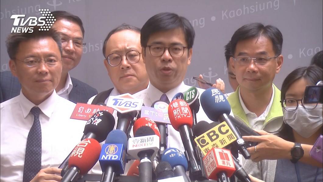 唯一政見發表 李眉蓁、吳益政圍攻陳其邁