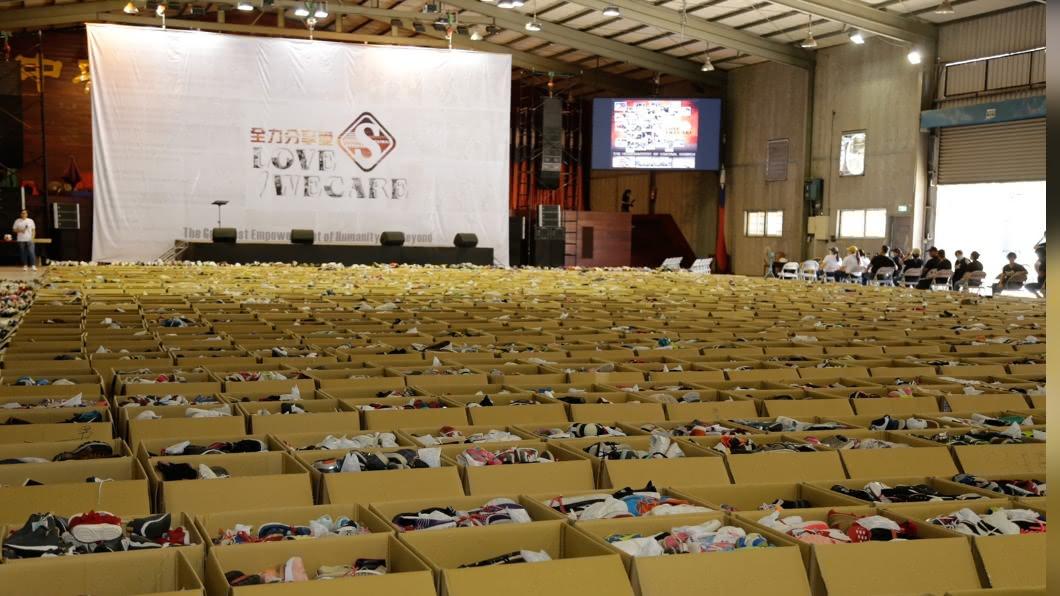 募集五萬雙鞋送愛到非洲 日職足巨星中町公祐任大使