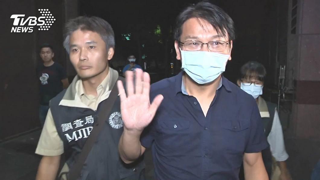 徐永明在候審室待了4晚。(圖/TVBS資料畫面) 漏夜審!徐永明4晚「不能洗澡」 律師:不人道