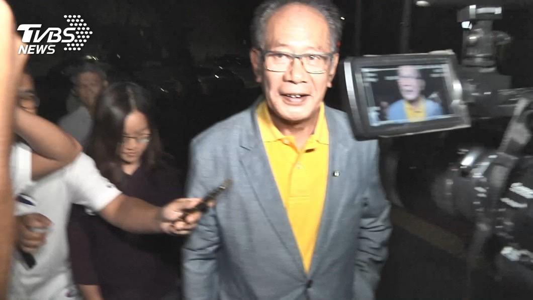 4立委1黨主席收賄遭聲押。(圖/TVBS) 立委遭控貪污收賄案 北院下午3時30分開羈押庭