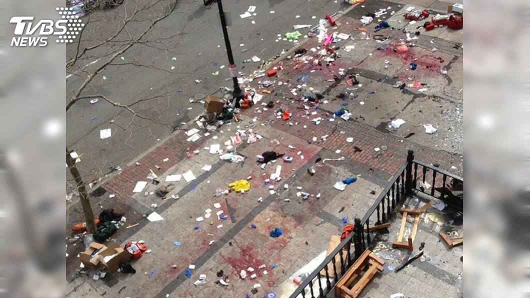 美國炸彈客佐哈.查納耶夫犯下2013年波士頓馬拉松爆炸案。(圖/達志影像美聯社) 波士頓馬拉松炸彈客死刑被推翻 川普籲再度判死