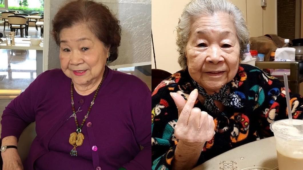 素珠消失螢光幕2年多近況曝光。(圖/翻攝自吳素珠臉書) 跛腳暴瘦消失2年!87歲素珠「近況曝光」超驚人