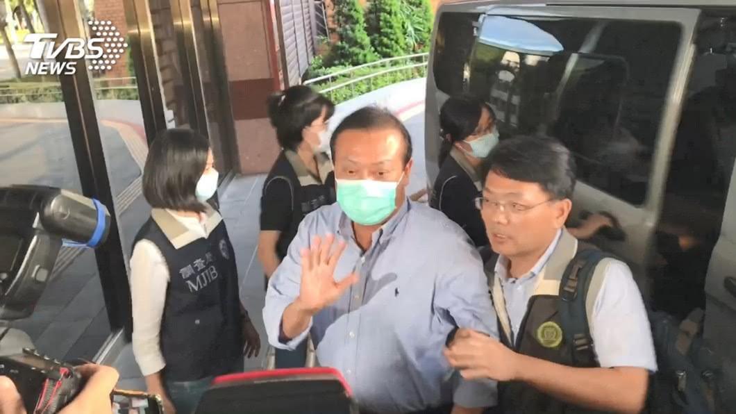 民進黨立委蘇震清涉收賄兩千萬。(圖/TVBS) 檢調「精選2時機」出手查收賄 她曝原因:步步為營