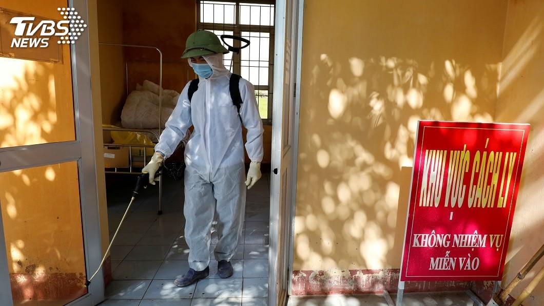 越南峴港4工廠爆武漢肺炎病例。(圖/達志影像路透社) 越南峴港4工廠爆武漢肺炎病例 數千工人健康堪慮