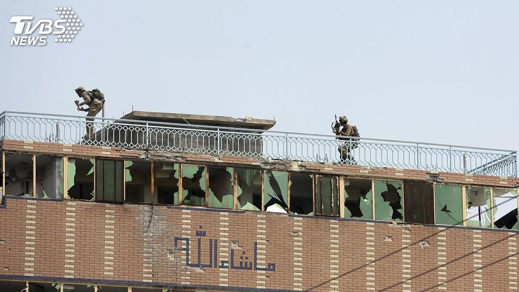 (圖/達志影像美聯社) 阿富汗監獄遇襲至少20死 IS宣稱犯案