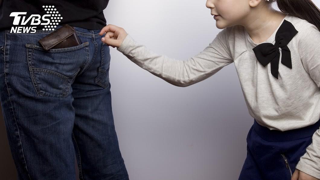千萬不能偷東西!(示意圖/shutterstock達志影像) 7歲童偷玩具不承認…母怒報警逮人:想給女兒教訓