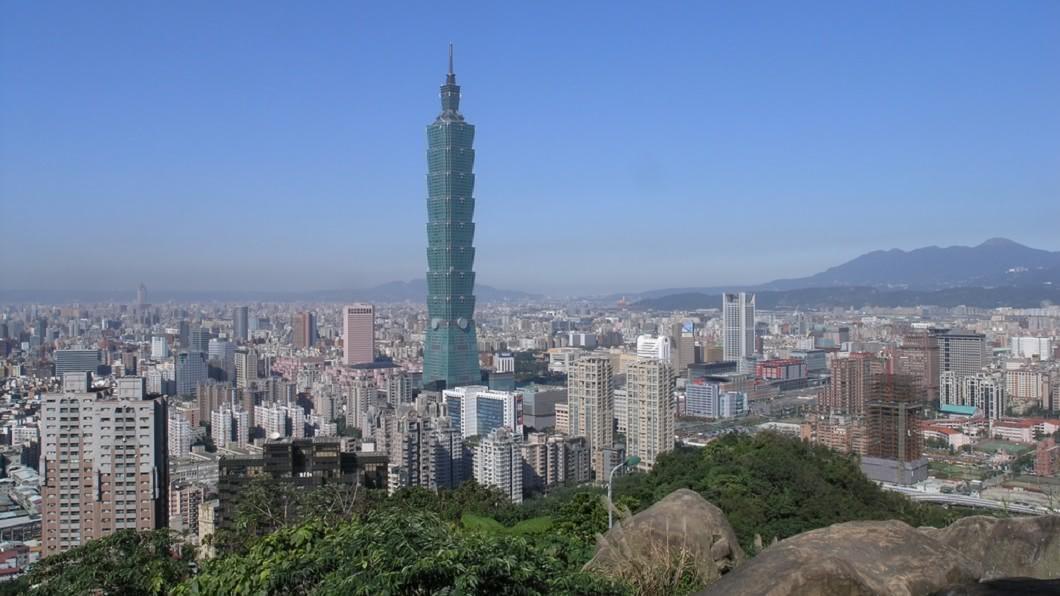 台北示意圖,與本文無關。(圖/TVBS) 追比利時工程師感染源!台大公衛「最可能台北染疫」