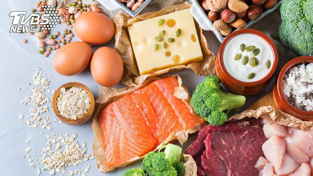 多吃富含鈣、鐵、鋅及蛋白質的食物可防「鉛」。(示意圖/shutterstock 達志影像) 前議長吃中藥「鉛中毒」 高風險食物還有它