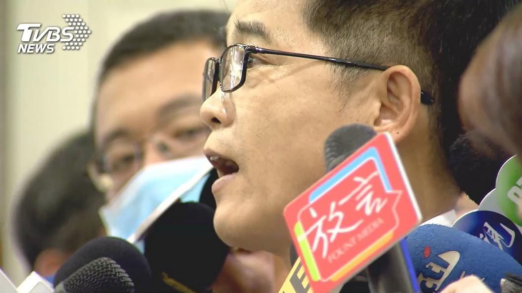 圖/TVBS 涉貪刑期有別!高志鵬4年6月 黃健庭無罪
