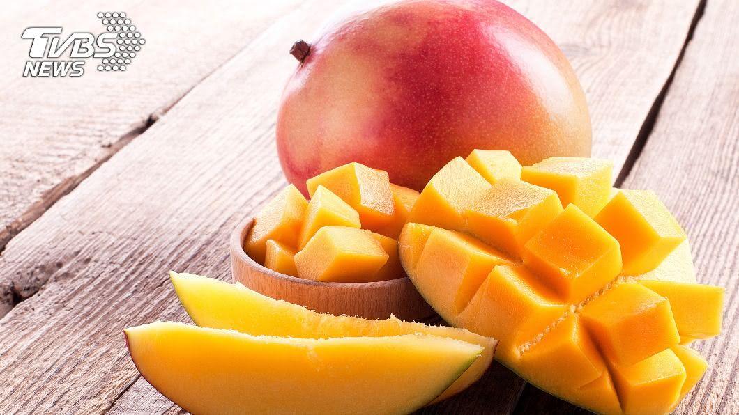 芒果酵素益處多。(示意圖/shutterstock達志影像) 芒果皮、籽別丟! 自製酵素助腸胃消化、美白