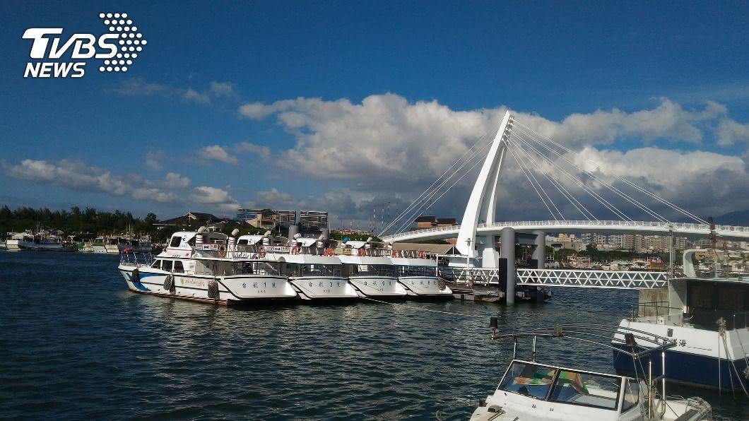 (圖/台北航運公司提供) 淡水商圈推電子旅遊套票 暢遊人氣景點