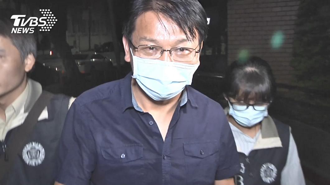 圖/TVBS 快訊/不滿徐永明、趙正宇交保 北檢下午提出抗告