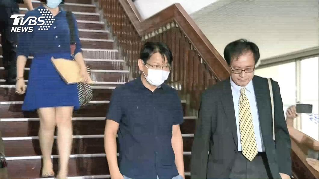 圖/TVBS 涉賄案抗告結果出爐!趙正宇撤銷交保 徐永明確定免羈押