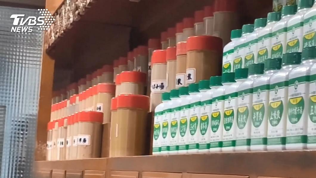 圖/TVBS 搜索硃砂供貨商 盛唐中醫騙「要做香包」