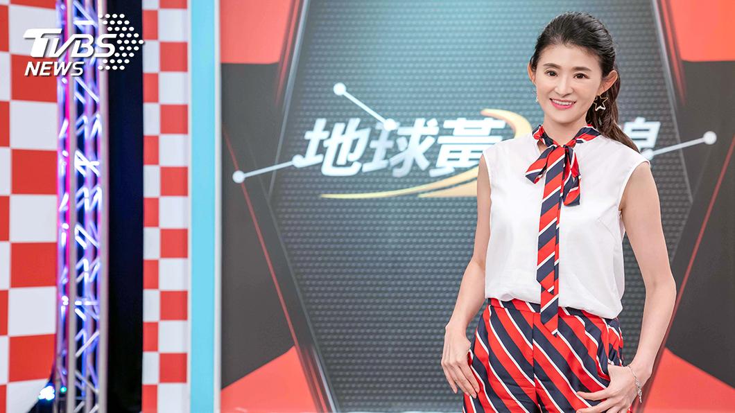 TVBS《地球黃金線》主持人蘇宗怡會和爸爸一起追星。圖/TVBS 主持人蘇宗怡崇拜父親當偶像  父親的偶像竟是少女時代!