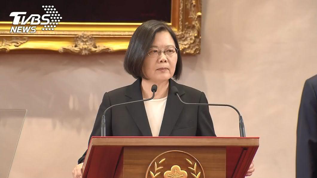 圖/TVBS資料照 2012已改口接受美豬? 藍委曬蔡英文「說謊證據」