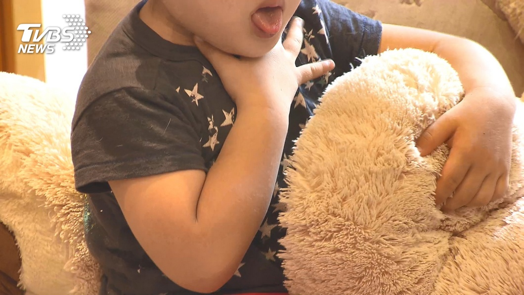 醫師表示,藥物治療能有效改善孩子的「注意力不足過動症」。(非當事人,示意圖/TVBS) 孩子上課動不停? 醫揭「過動症不治療」嚴重後果