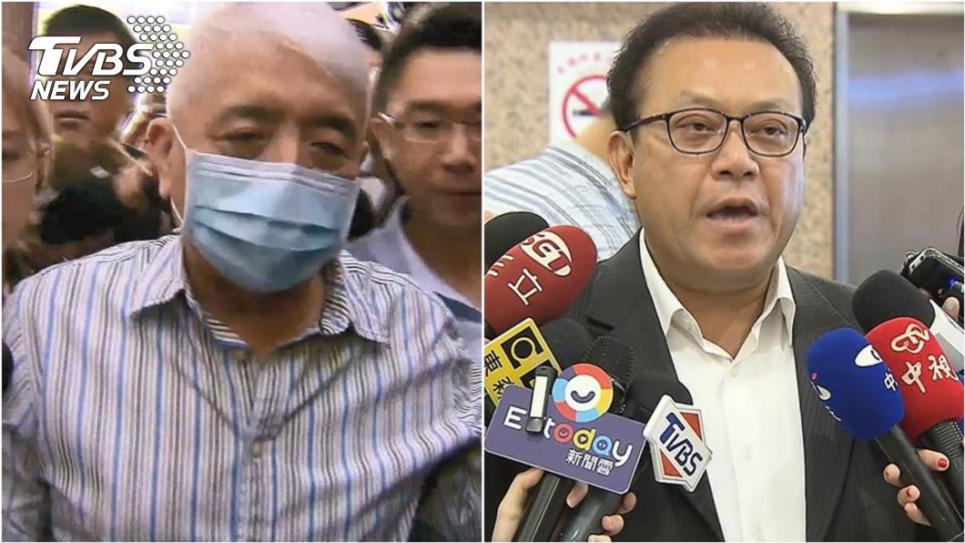 蘇震清說自己和李恆隆是「借貸關係」。(圖/TVBS資料畫面) 立委涉收賄案移審 蘇震清:與李恆隆是借貸關係