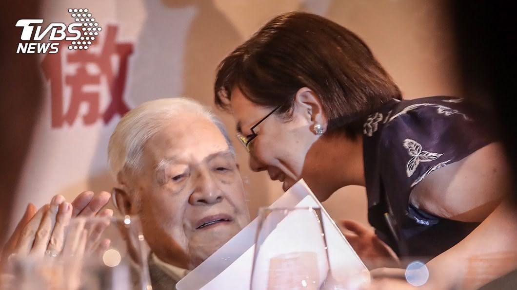 李安妮追思文中透露對前總統李登輝的思念。(圖/中央社) 「他將長存在我的記憶中」 李安妮追思文透父女情深