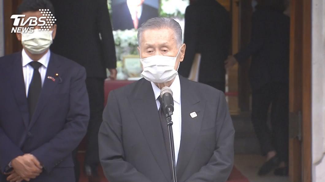 森喜朗轉達菅義偉口信「盼與蔡總統通話」