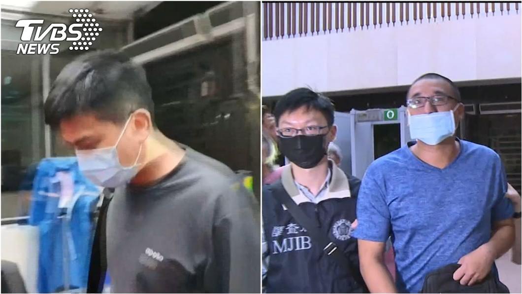 (圖/TVBS) 口罩國家隊爆內鬼! 2軍人涉偷6千片聲押禁見