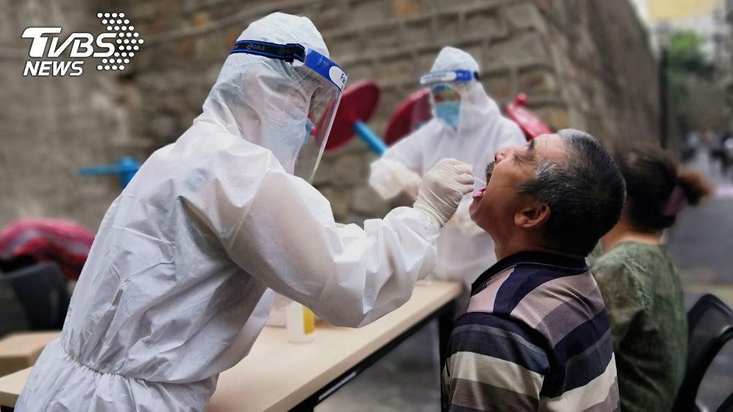 (圖/達志影像美聯社) 中國武漢肺炎確診新增44例 本土13例均在新疆