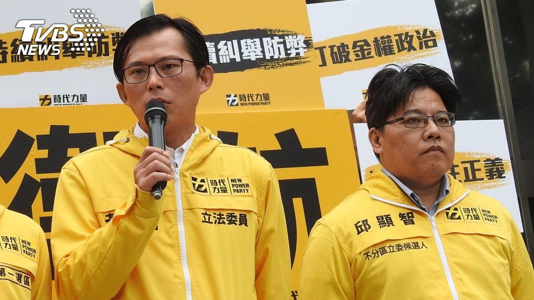 (圖/中央社資料照) 黃國昌回鍋選時力黨主席? 邱顯智:沒接到訊息