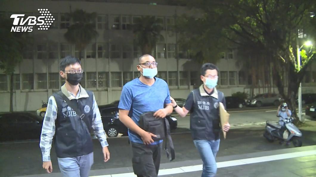 圖/TVBS 2軍人「監守自盜」國家隊6千片口罩 指揮官慘遭拔官撤換