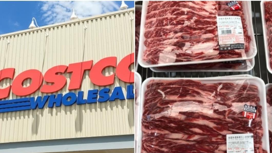 好市多肉品標籤上多一個「R」字。(圖/shutterstock達志影像、翻攝自臉書社團「Costco好市多商品經驗老實說」) 限量版?好市多牛肉標籤多個「R」 內行人解答網友驚呆
