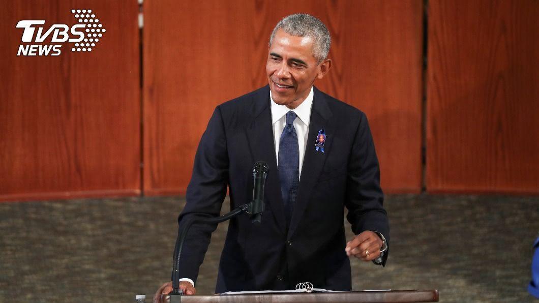 美國前總統歐巴馬。(圖/達志影像路透社) 賀錦麗成拜登競選搭檔 歐巴馬讚為「理想夥伴」