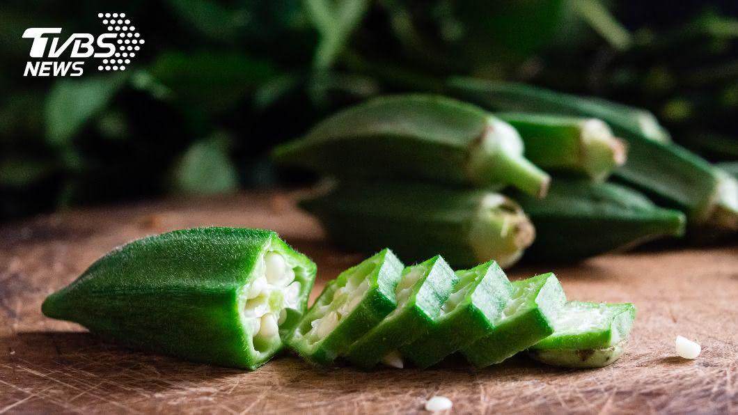 秋葵能有效控制體重。(示意圖/shutterstock 達志影像) 秋葵黏液才是精華!搭配「一物」吃 減脂抗氧再解毒