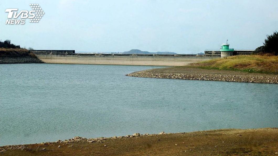 (圖/中央社) 米克拉水庫進帳2.67萬噸 澎湖11月底前用水無虞