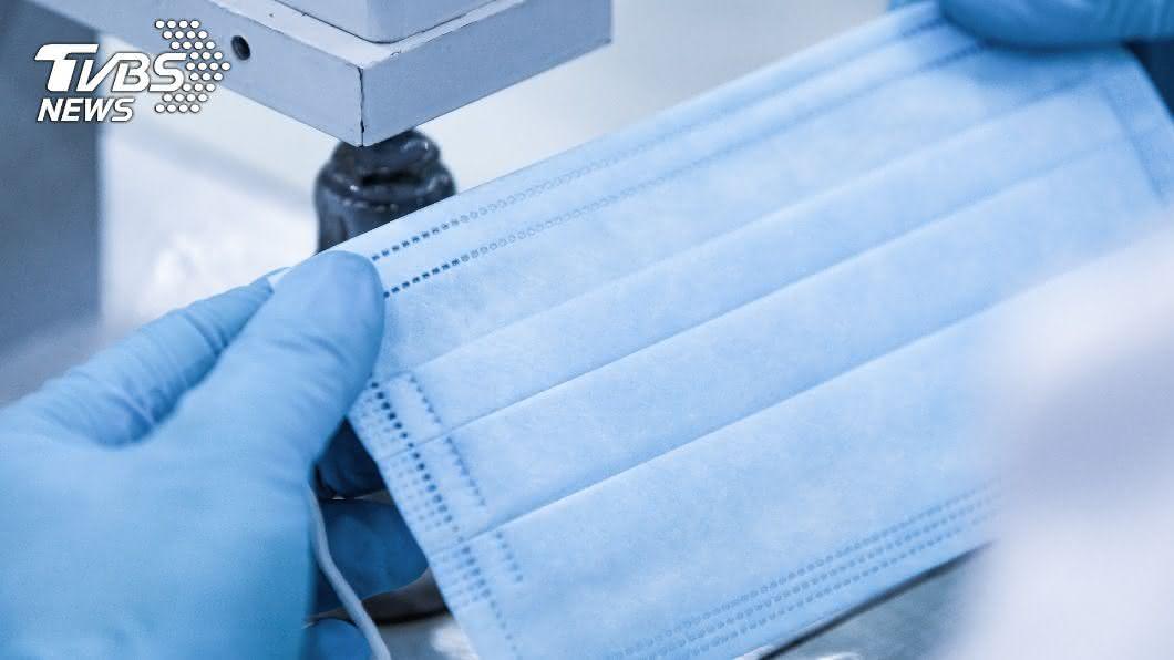 (示意圖/shutterstock 達志影像) 康匠涉未經核准製造醫療口罩 負責人訊後35萬交保