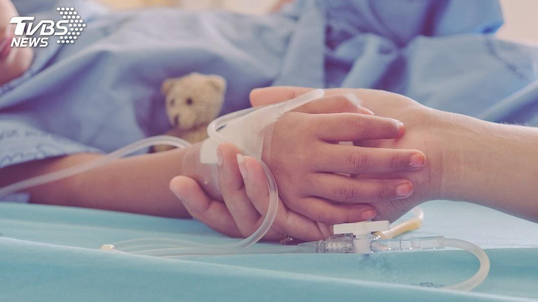(示意圖/shutterstock 達志影像) 家長注意!全台年逾500兒童罹癌 出現9大警訊快就醫