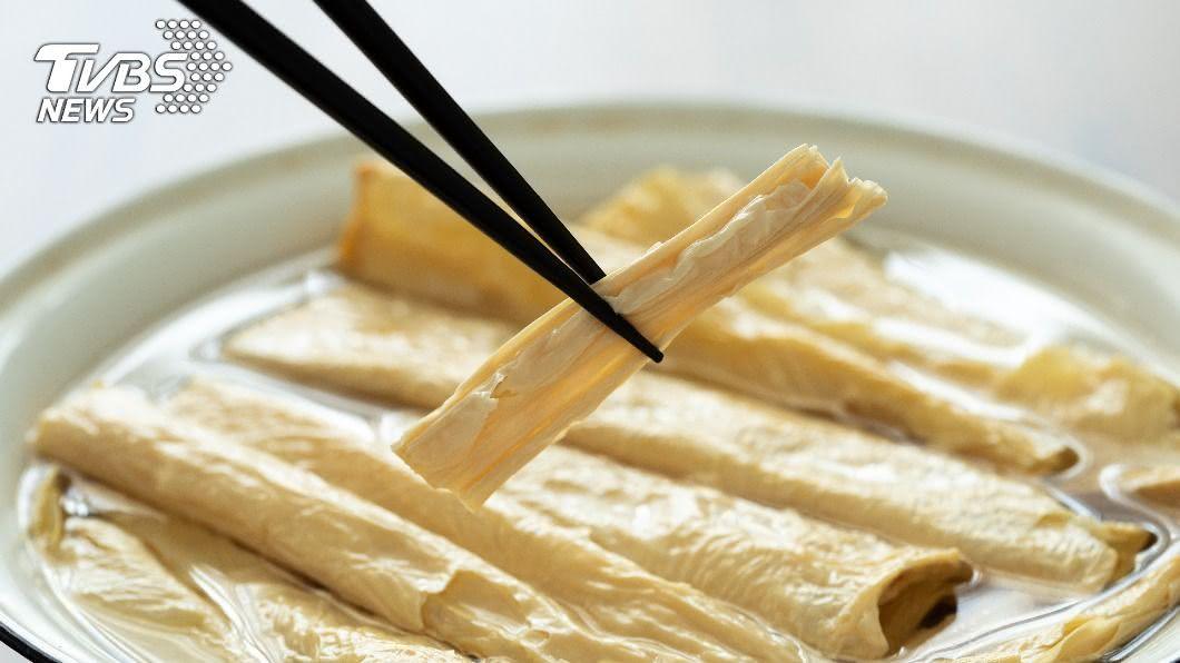 豆腐皮富含卵磷脂可保護心血管。(示意圖/shutterstock達志影像) 不吃必後悔!「豆腐皮」營養 更勝豆腐、豆漿