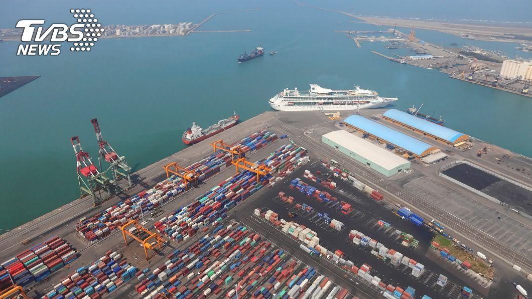 台中港資料照。(圖/台中市政府提供) 台中港存20貨櫃硝酸銨引恐慌 港務公司要求速運離